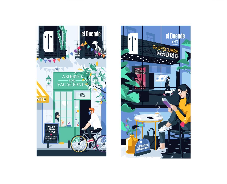 El Duende Magazine - El Chico Llama